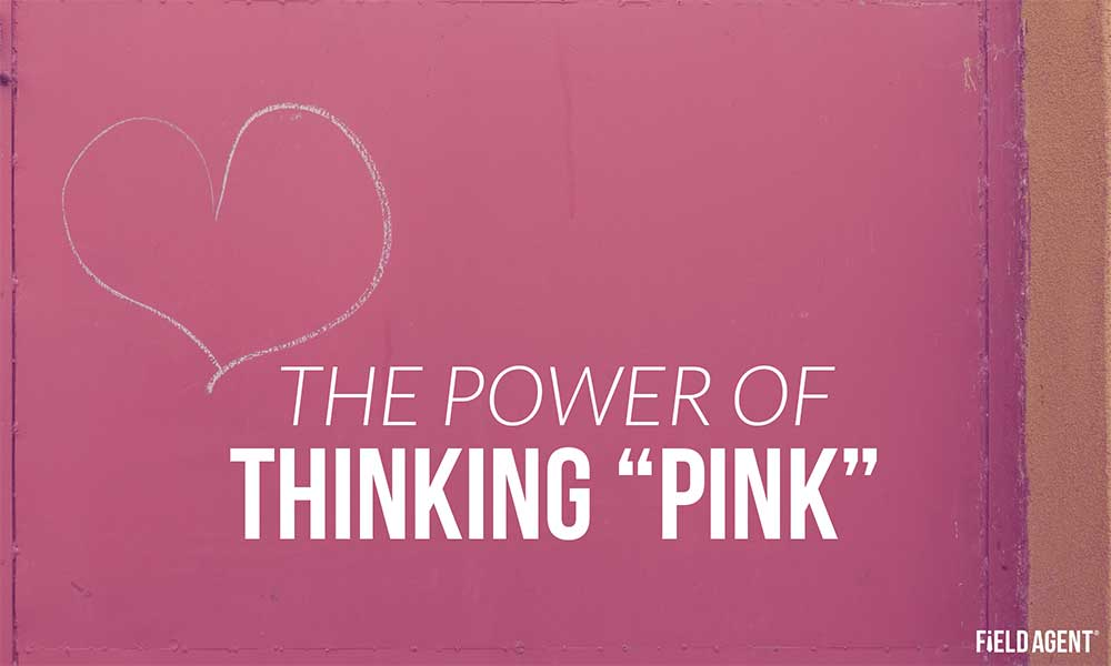"""Thinking """"Pink"""" a mobile survey"""