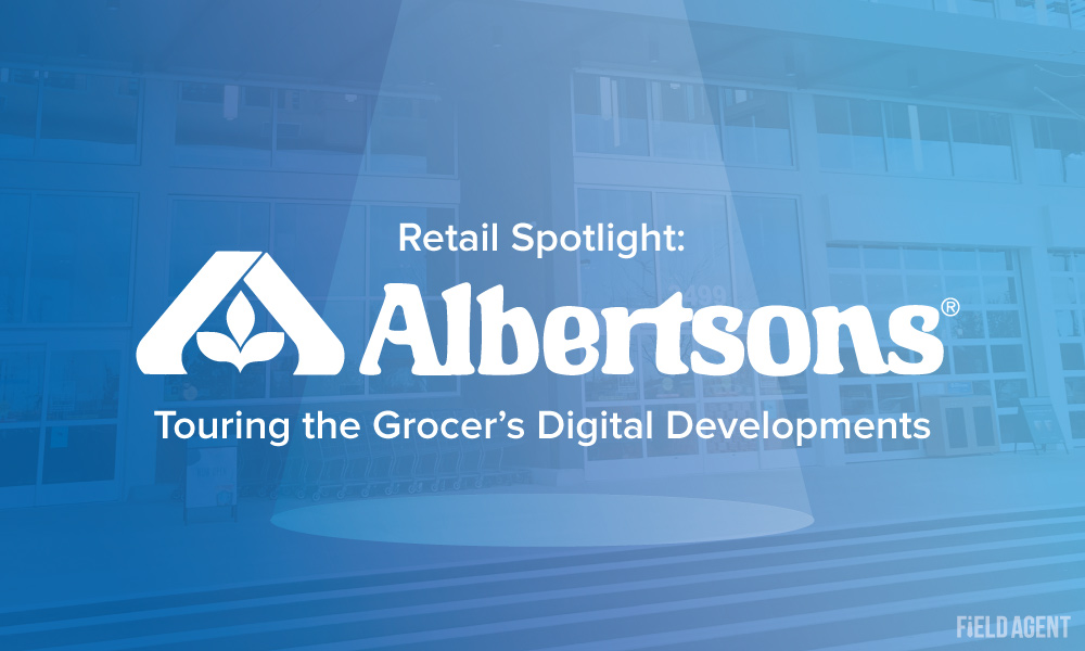 Spotlight on Albertsons: Touring the Grocer's Digital Developments