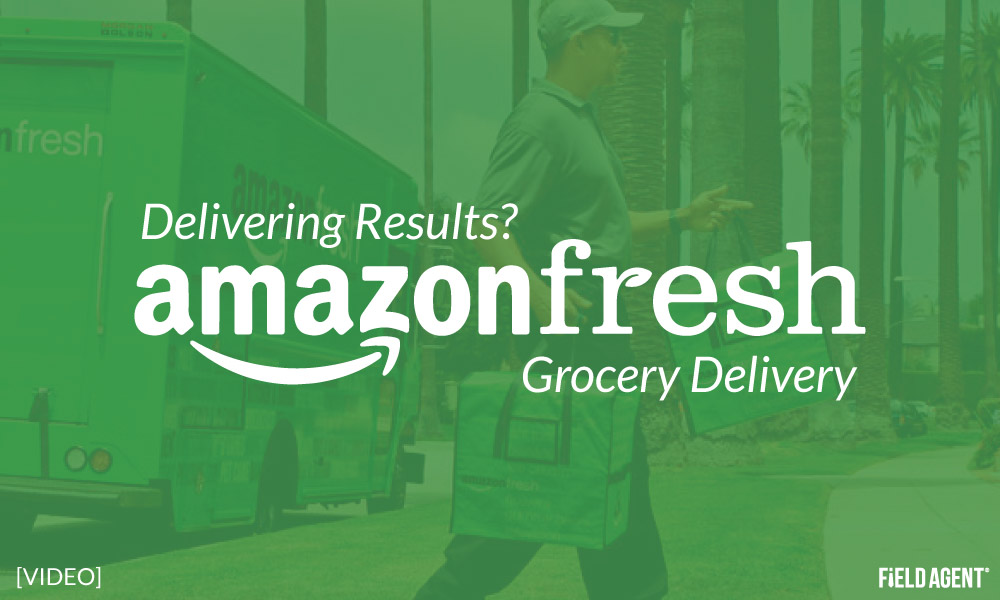 Delivering Results? Users Rate AmazonFresh Grocery Delivery [VIDEO]