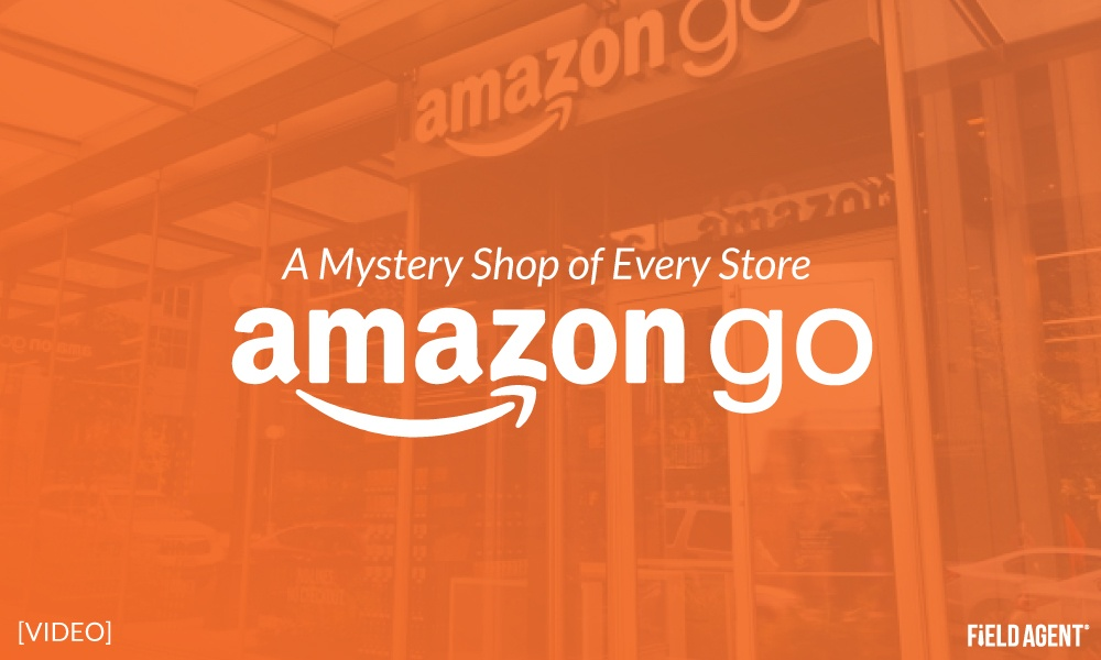 The Amazon Go Experience: A Mystery Shop of Every Store [VIDEO]