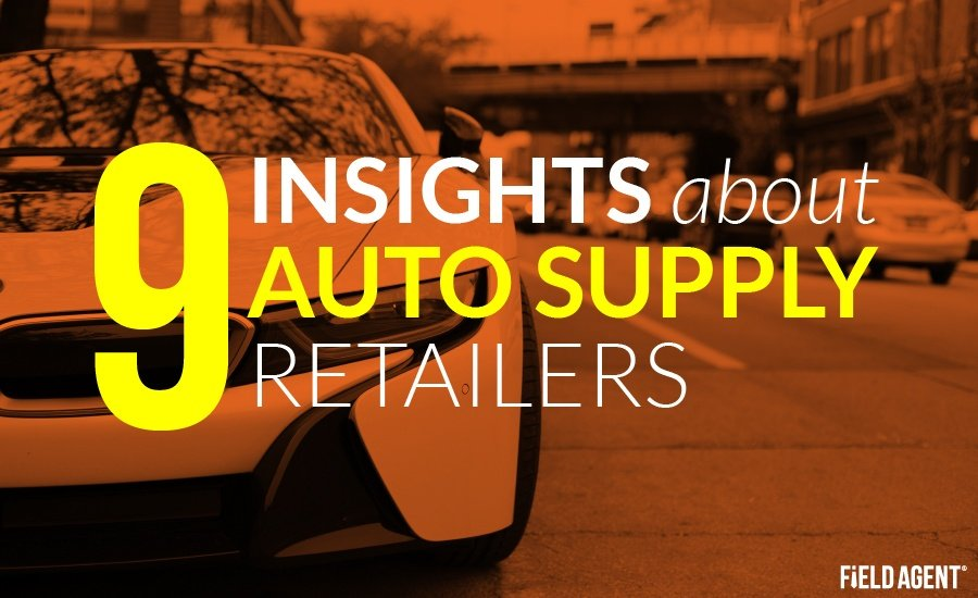 9 Insights about Auto Supply Retailers