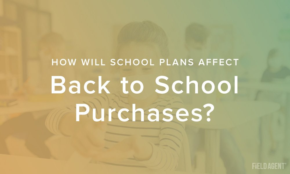 2,000 Moms Share How School Plans Will Impact Back to School Purchases