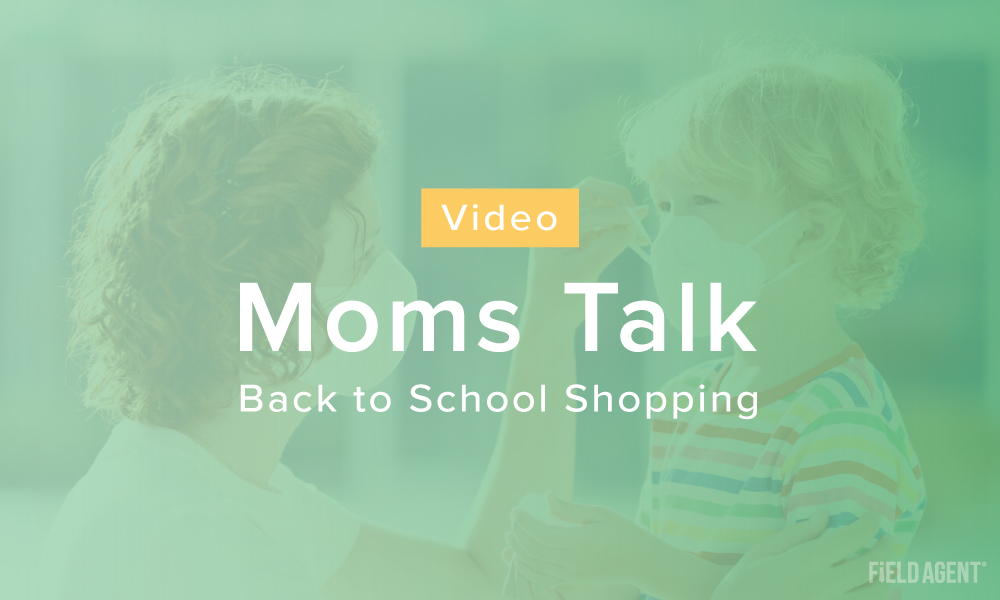 Watch: Moms Discuss Back to School Shopping Amid a Pandemic