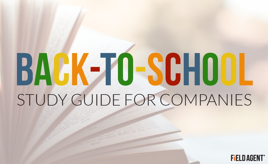 Back-to-School Study Guide for Companies