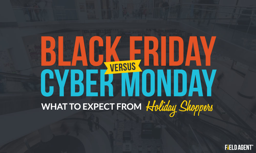 Black Friday vs Cyber Monday: What to Expect from Holiday Shoppers