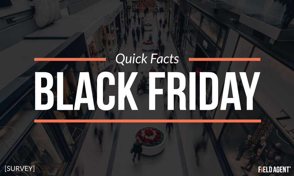Quick Facts on Black Friday 2017: Top Product Categories [Survey]