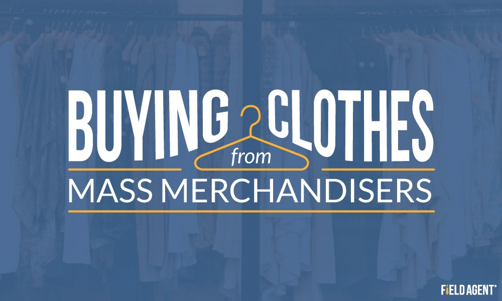Buying Clothes from Mass Merchandisers