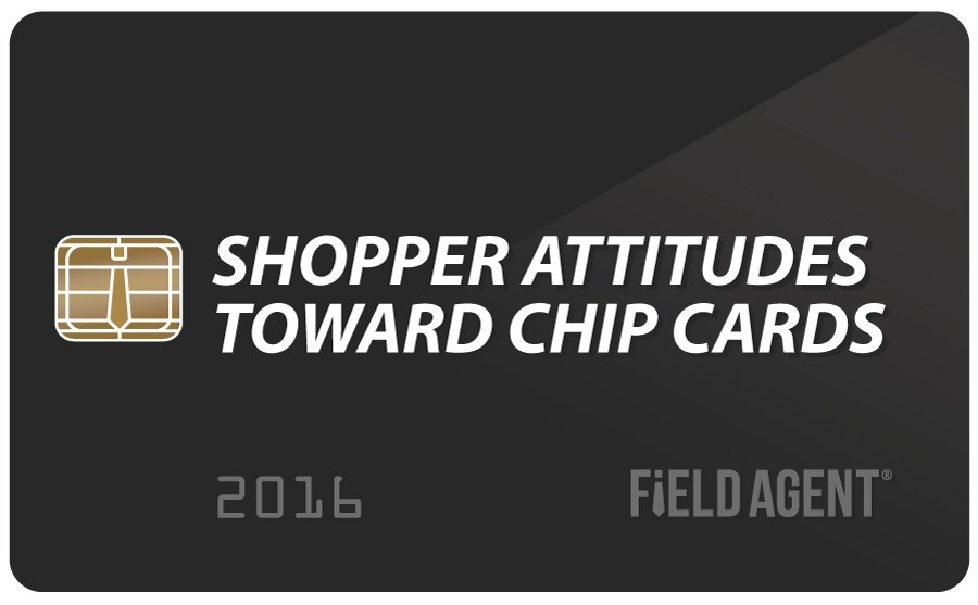 Six Months Later: Shopper Attitudes Toward CHIP CARDS (EMV) on the Decline