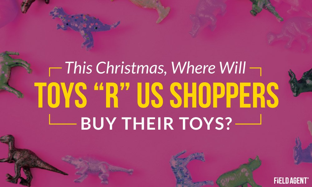 This Christmas, Where Will Toys