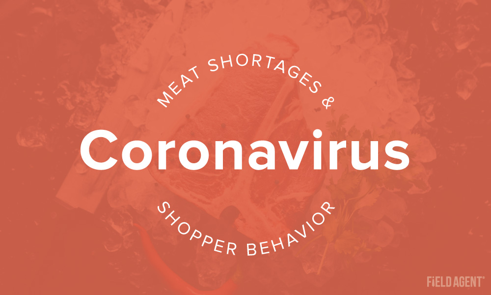 Coronavirus: What's the Beef on Meat Shortages & Shopper Behavior?