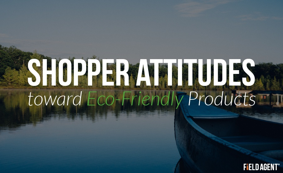 Shopper Attitudes toward Eco-Friendly Products