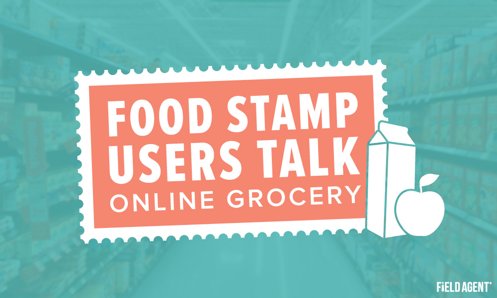 Food Stamps Users Surveyed about BOPIS, Grocery Delivery