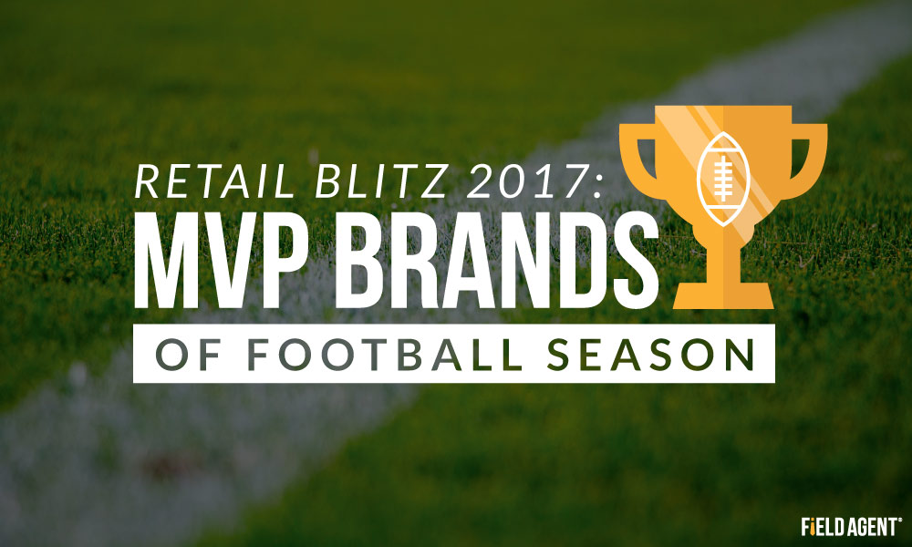 Retail Blitz 2017: Fast Pick the MVP Brands of Football Season