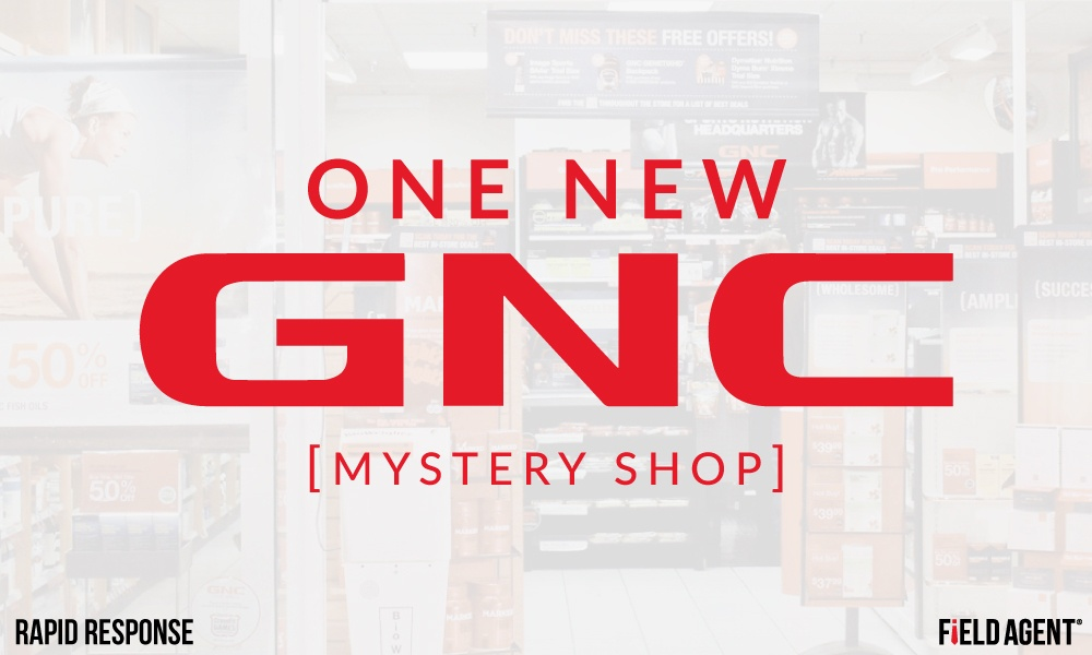 Rapid Response: What Customers Think about the New GNC [QuickShop]
