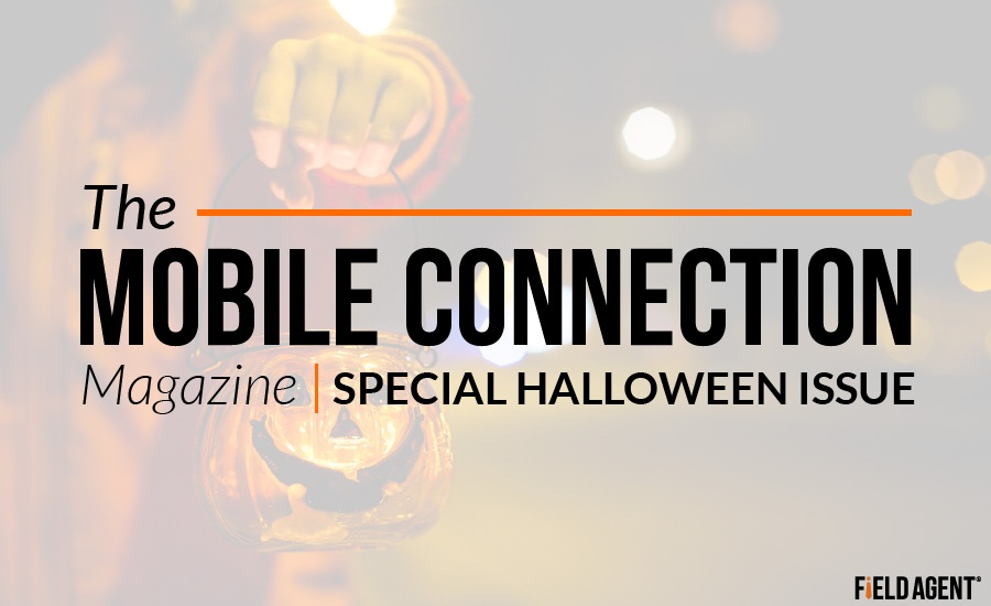 The Mobile Connection Magazine - Special Halloween Issue