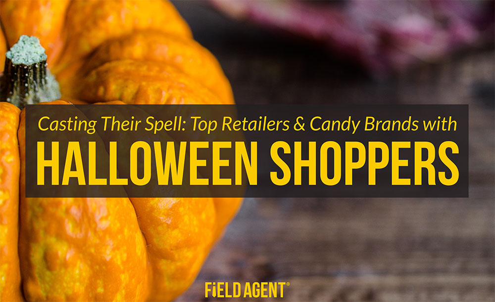Which Retailers, Brands Have Cast a Spell on HALLOWEEN Shoppers?