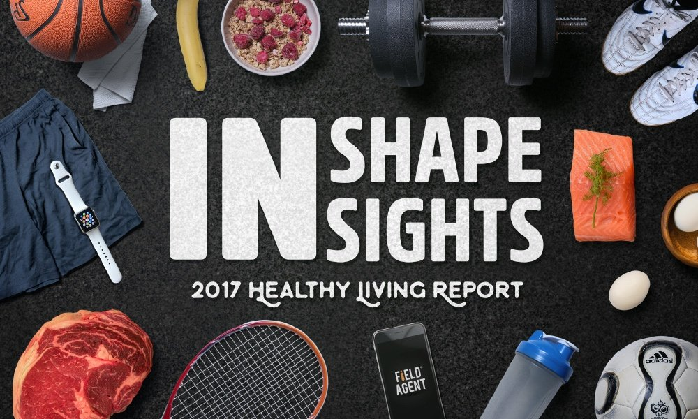 In-Shape Insights 2017 Healthy Living Report