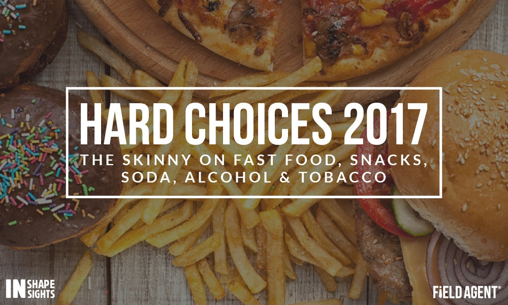 Hard Choices 2017: The Skinny on Fast Food, Snacks, Soda, & Alcohol