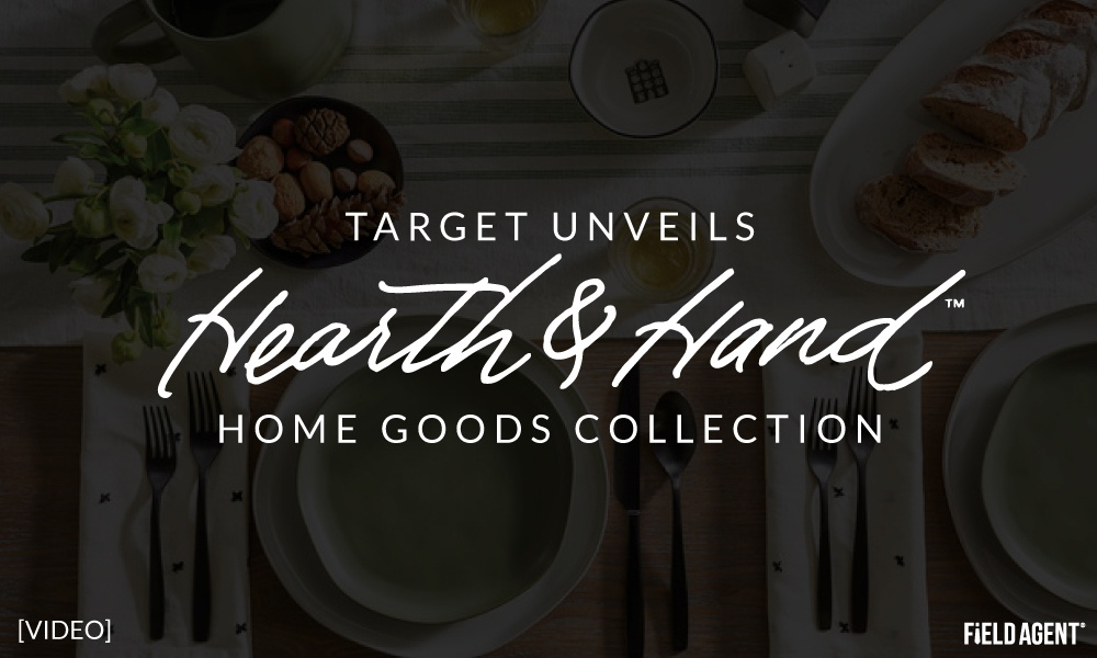On Display: Target Unveils 'Hearth & Hand' Home Goods Collection