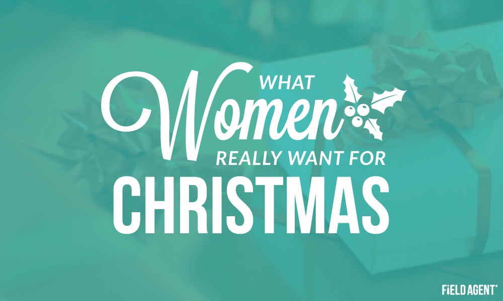 Gift Wishes 2017: What Women Really Want for Christmas