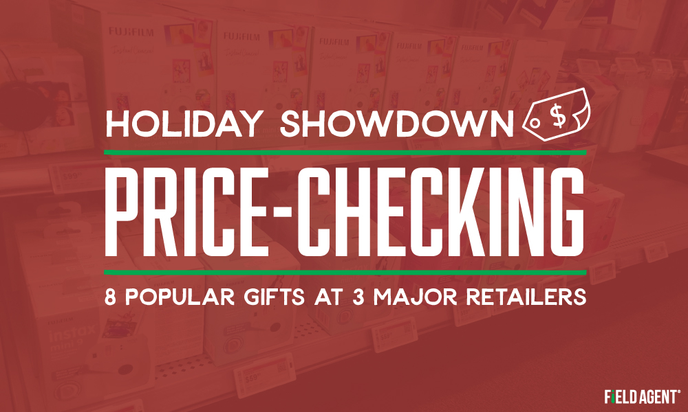 Holiday Showdown: Price-Checking 8 Popular Gifts at 3 Major Retailers