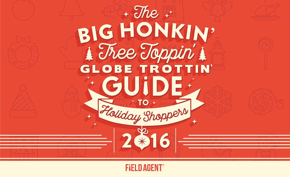 SPECIAL REPORT: The BIG Guide to Holiday Shoppers 2016