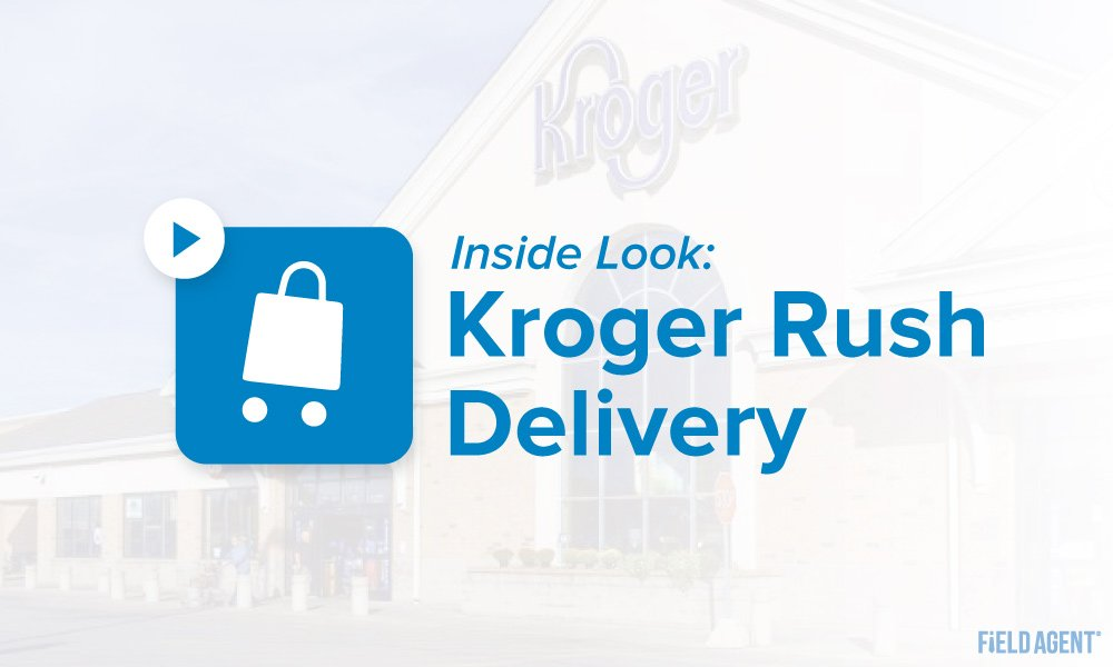 Inside Look: Is Kroger Rush Delivering on 30-Minute Delivery? [Video]
