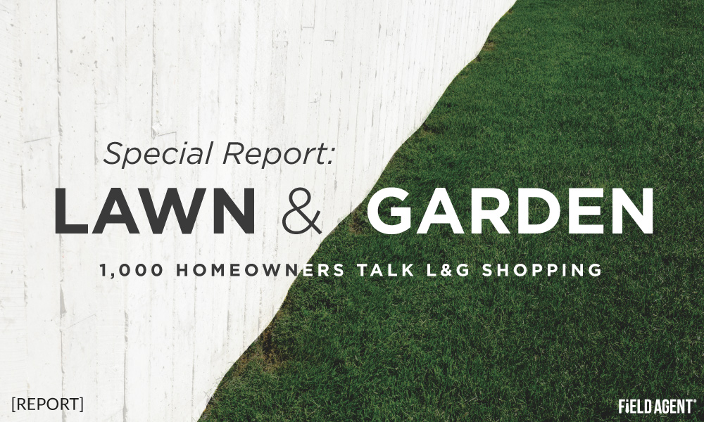 Special Report: 1,000 Homeowners Talk 2019 Lawn & Garden Shopping