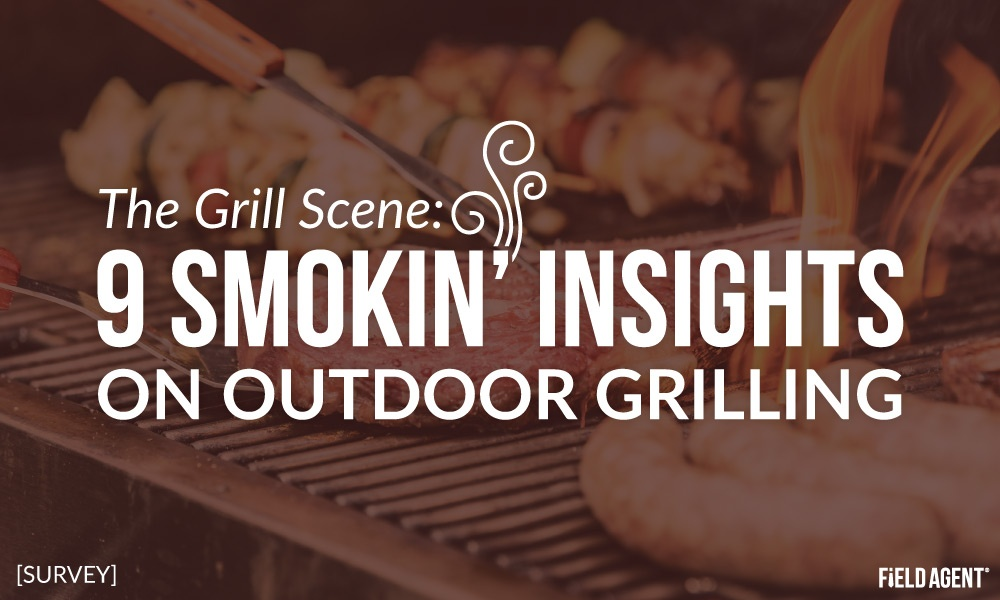 The Grill Scene: 9 Smokin' Insights on Outdoor Grilling