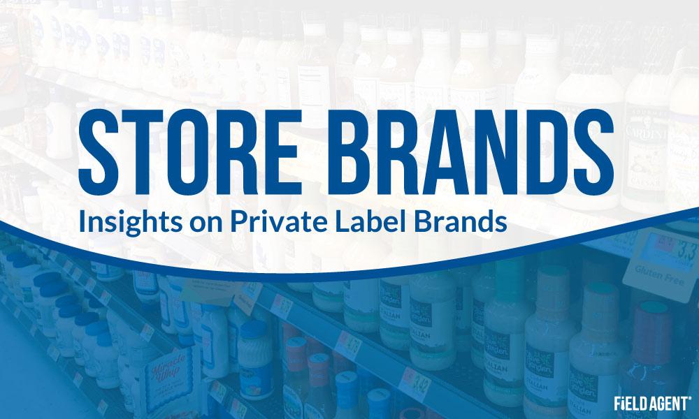 Private Label Nation? Survey Reveals Shopper Attitudes on Store Brands