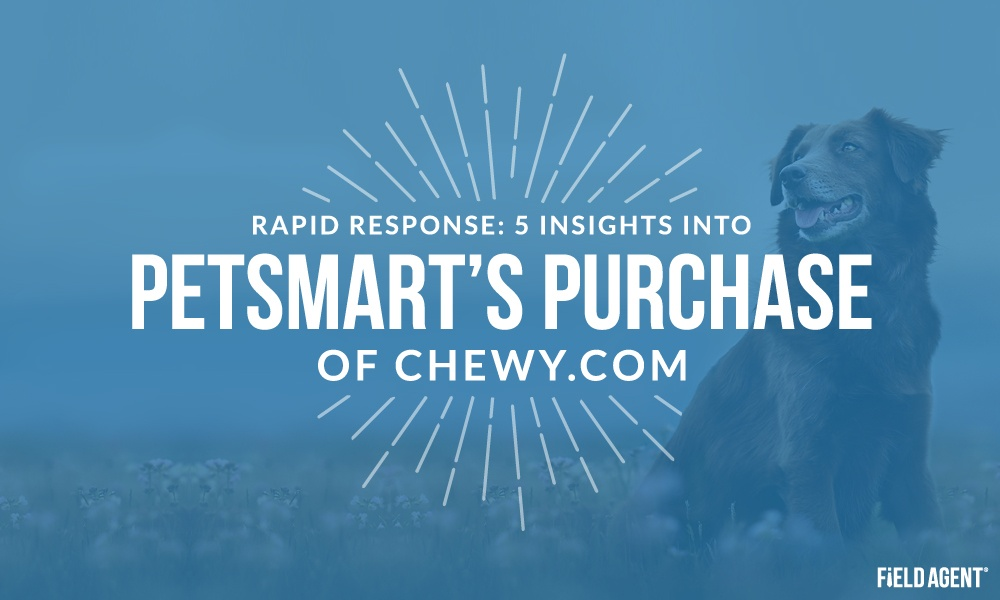 Rapid Response: 5 Insights into PetSmart's Purchase of Chewy.com
