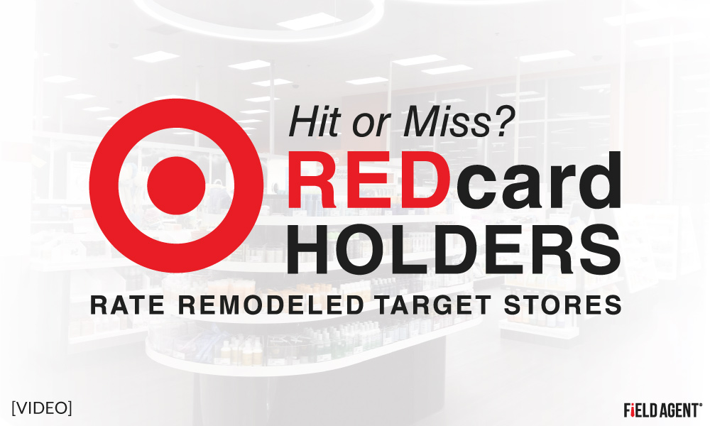Hit or Miss? REDCard Holders Rate Remodeled TARGET Stores [Video]