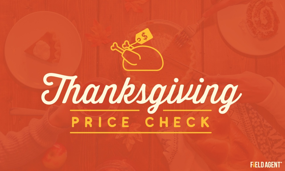 Thanksgiving Price Check: Which Retailer has the Lowest Prices?