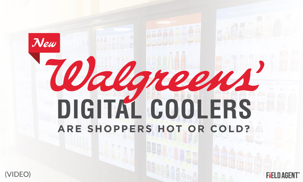 Walgreens' New Digital Coolers: Are Shoppers Hot or Cold? [VIDEO]