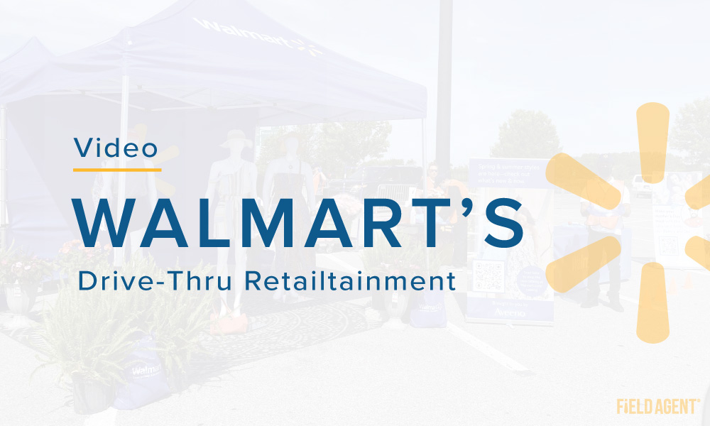 Breaking: Walmart Debuts a New COVID-Friendly Take on Retailtainment