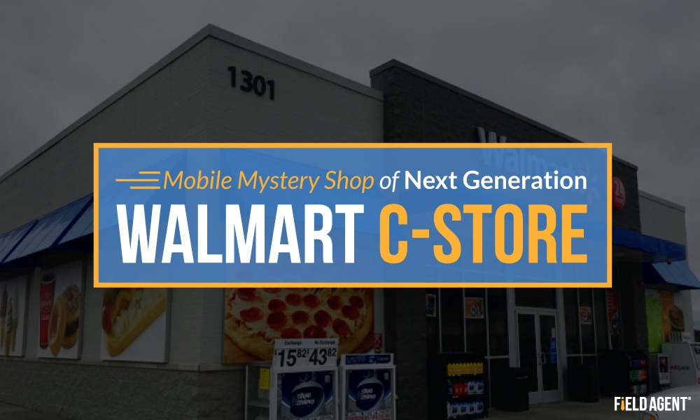 QuickShop: What Do Customers Think about Walmart's New C-Store?