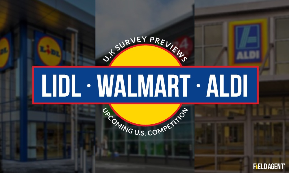 Lidl, Walmart, & Aldi: U.K. Survey Previews Upcoming U.S. Competition