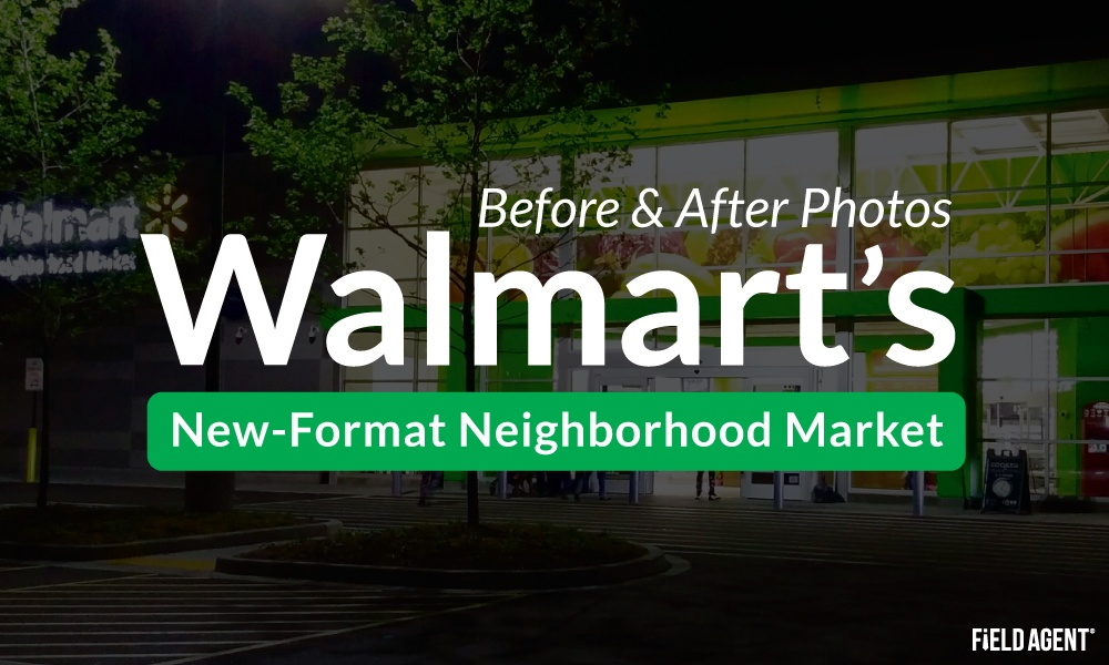 Before & After Photos: Walmart's New-Format Neighborhood Market