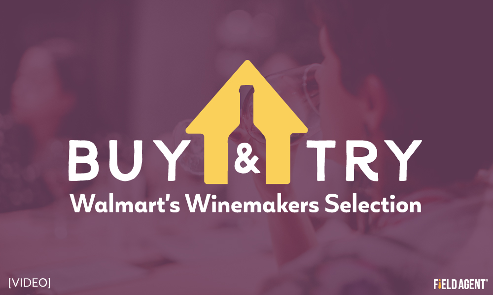 Buy & Try: Wine-Drinkers Try Walmart's Winemaker's Selection