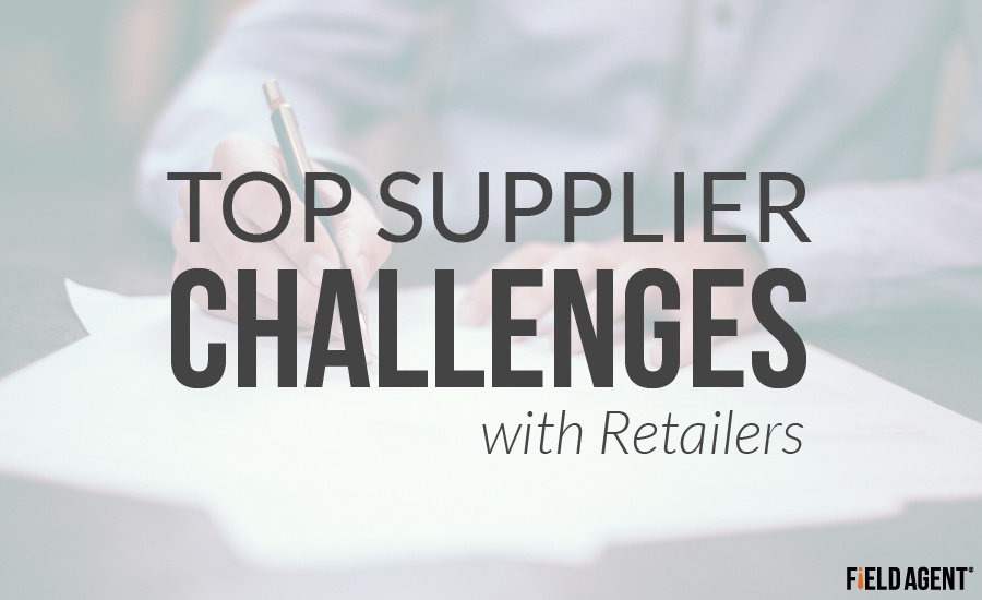 Top Supplier Challenges with Retailers