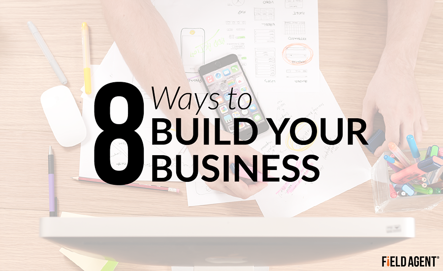 8 Ways to Build Your Business