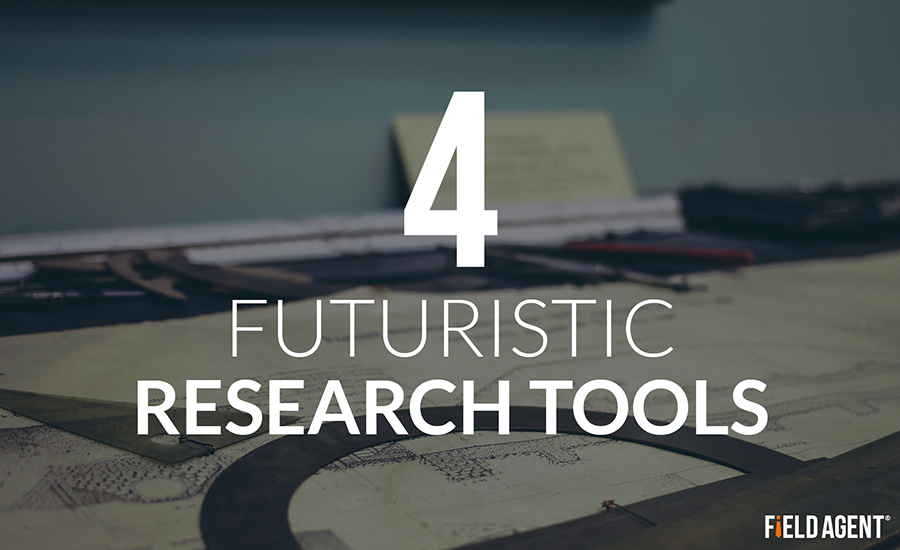 4 Futuristic Research Tools